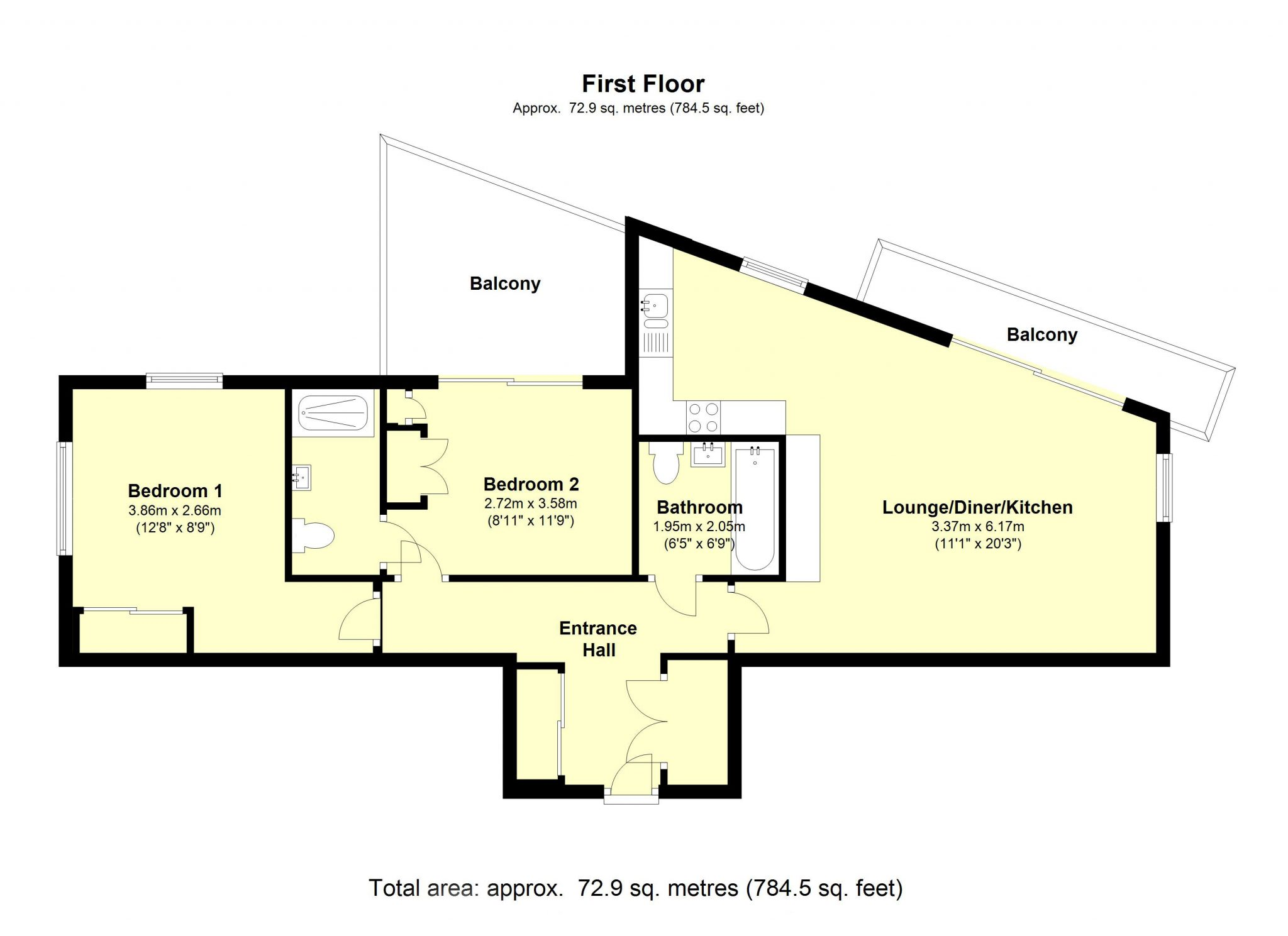 Property photography floor plans epc 39 s skm studio for Photography studio floor plans